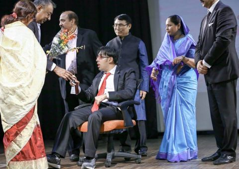 Sumit Agarwal The Tale of Fighting Cerebral Palsy