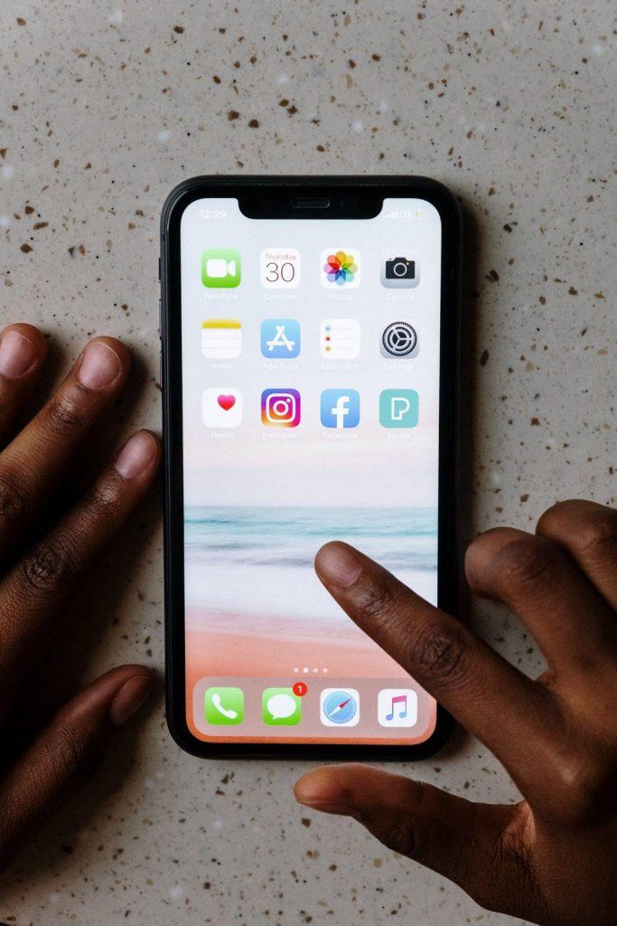Mobile application 2021